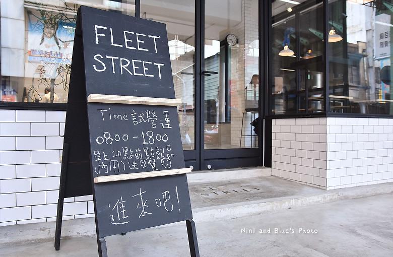 台中火車站中區咖啡Fleetstreet早午餐26