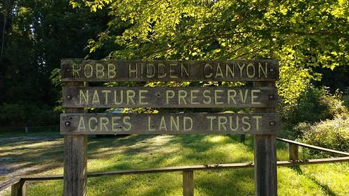 Robb Hidden Canyon Nature Preserve
