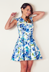 Vestido Zaria | Bluedale