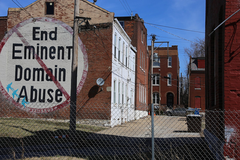 End Eminent Domain Abuse