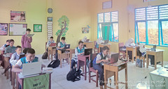 Teaching by Heart - SMP IT Ikhlas Cendekia Lahat