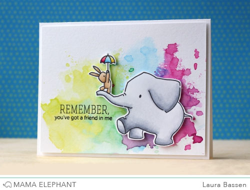 Mama Elephant-Ella & Friends
