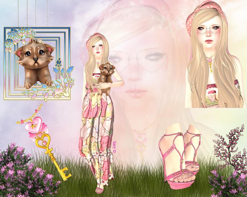 024 - Spring fashion ღ