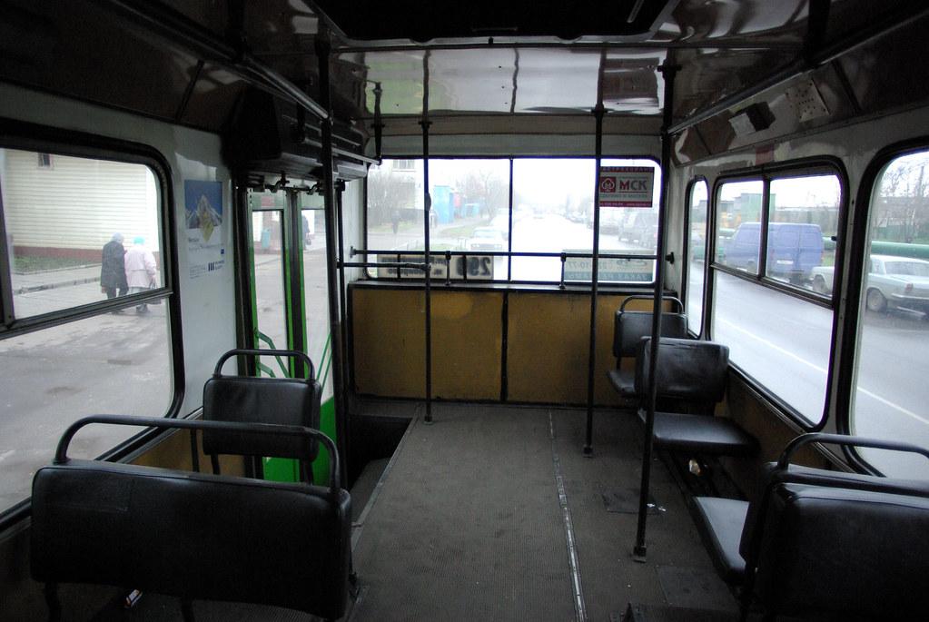 салон ЯАЗ-5267