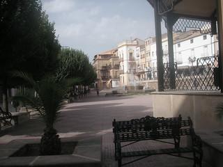 Plaza Mayor de Villanueva del Arzobispo, Villanueva del Arzobispo, Jaén