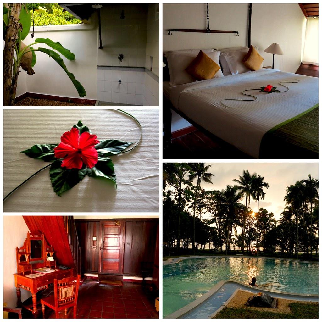 Coconut Lagoon Hotel Kumarakon