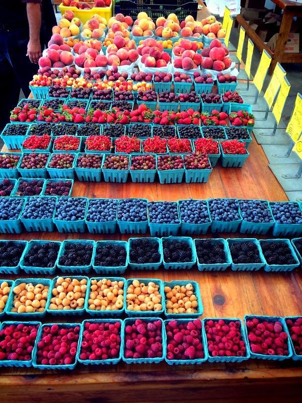 HEALTHY FOOD frutta verdura mercato