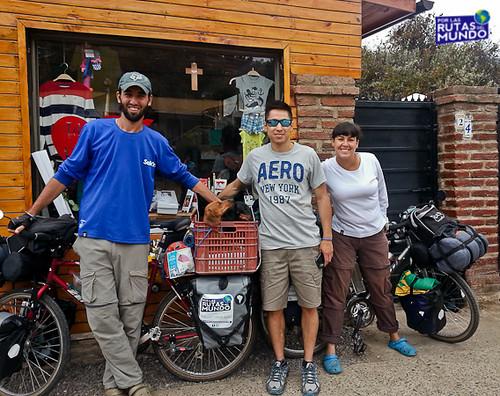 Por las Rutas del Mundo en Bici - Chile