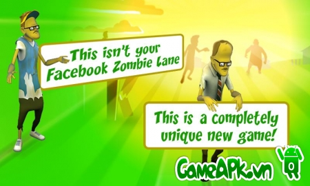 Zombie Lane v1.0.31 hack full cho Android
