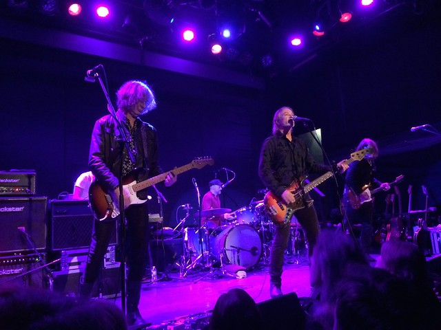 The Church @ Bowery Ballroom