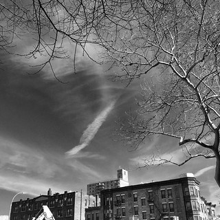 Brooklyn skies. #gowanus #brooklyn #nyc #blackandwhite #MPNselects #igersnyc