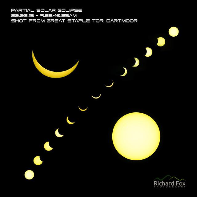 Partial Eclipse Sequences