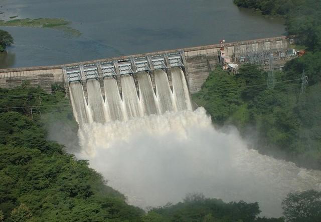 Costa Rica Hydropower Plant