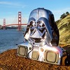 Chrome Vader Saying Goodbye to March - #BoomCase #Vader + Can we worn as a backpack -