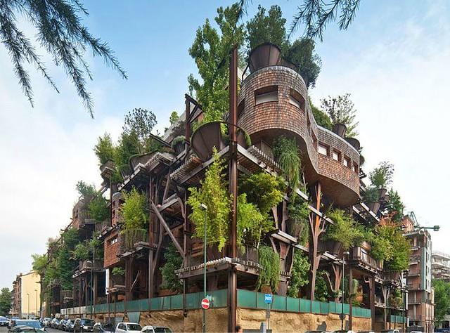las casas de los rboles solan ser un territorio para nios pero ahora los adultos las estn convirtiendo en la nueva tendencia arquitectnica - Casas En Los Arboles