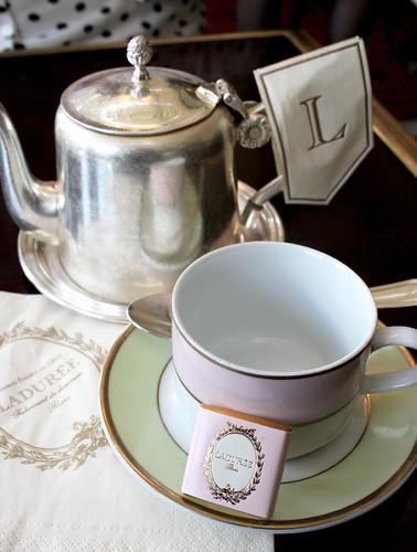 Ledurée Tea