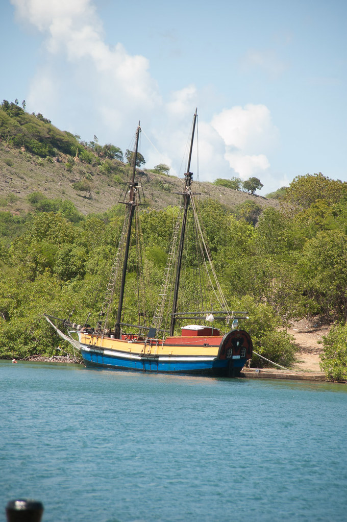 Nelson's Dockyard in Antigua