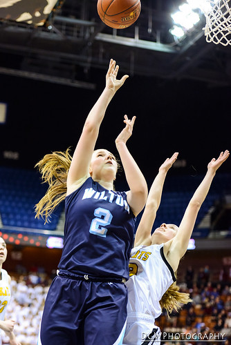 Wilton vs. South Windsor - CIAC Class LL Girls Basketball Finals