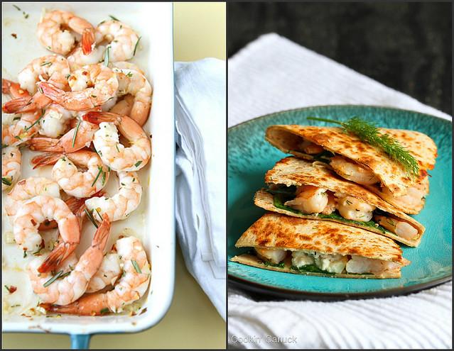 Healthy Shrimp Recipes | cookincanuck.com
