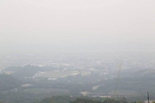 在望高寮公園往西邊拍的。圖片來源:台灣護樹團體聯盟