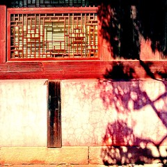 #temple wall, #shadow #Nagasaki
