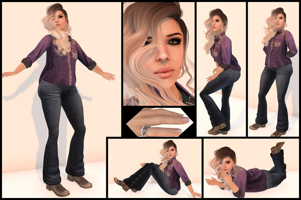 7DS. 7 Deadly Skins, 7 Deadly s{K}ins, Koketka, Hudson, Hudson Clothing Co, Mandala, Magika, Pink Cherry, DC, Designer Circle, Addams, FaMeshed, Blueberry, Uber,  Punch, Fetch, Suicide Dollz, Something New, SN, Second Life, Momma's Style, JenJen Sommerfleck
