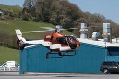 G-DEVL - Eurocopter EC120 - Castle Air Charters LTD, nr Liskeard, Cornwall