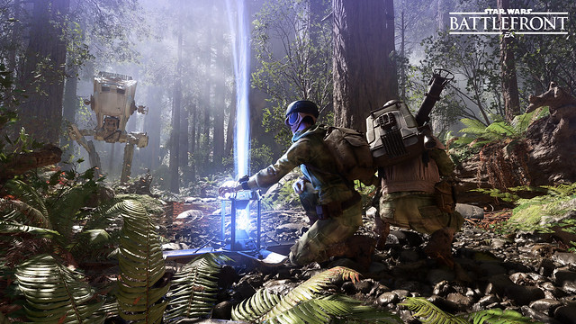 Star Wars Battlefront on PS4: New Details from Celebration