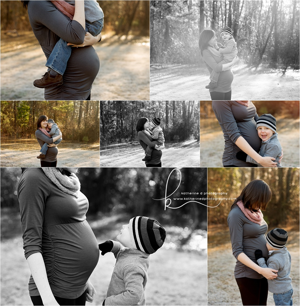 Fayetteville NC Outdoor Maternity Photographer