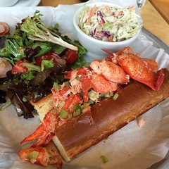 #lobsterroll #yum #food #paloalto