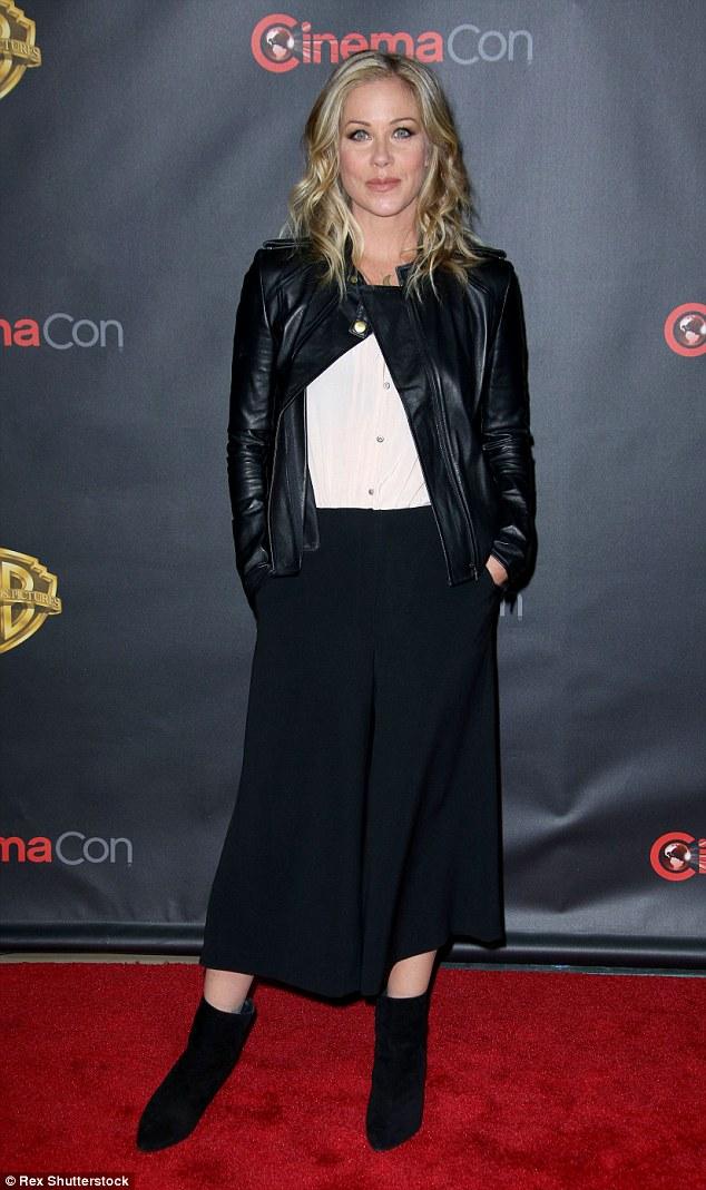 black-leather-jacket-black-culottes-ankle-boots-white-shirt