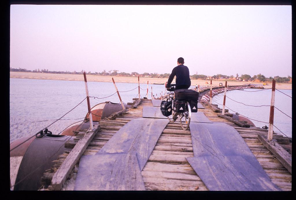 voyager en Inde à vélo - se méfier des cartes