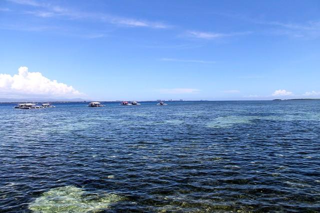 힐루뚱안 바다
