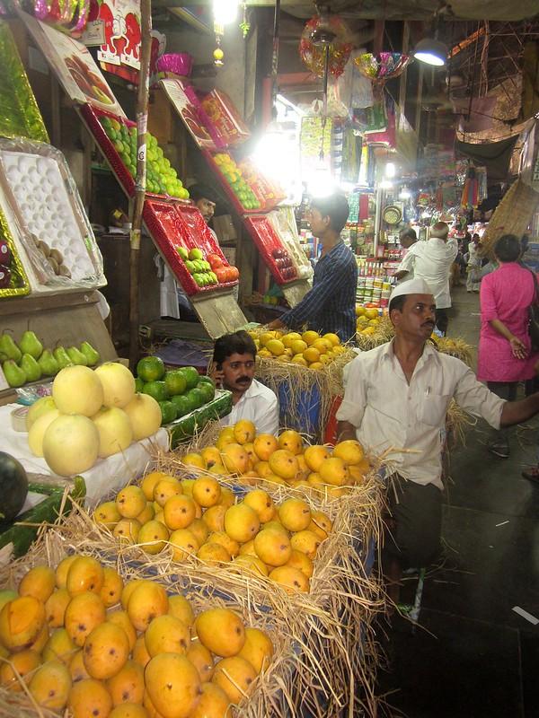 Crowford market, Mumbai