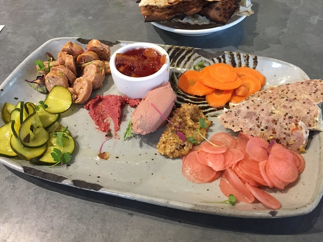 Charcuterie board - Cured