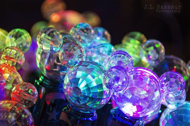 Disney at Night - Disney's Magic Kingdom