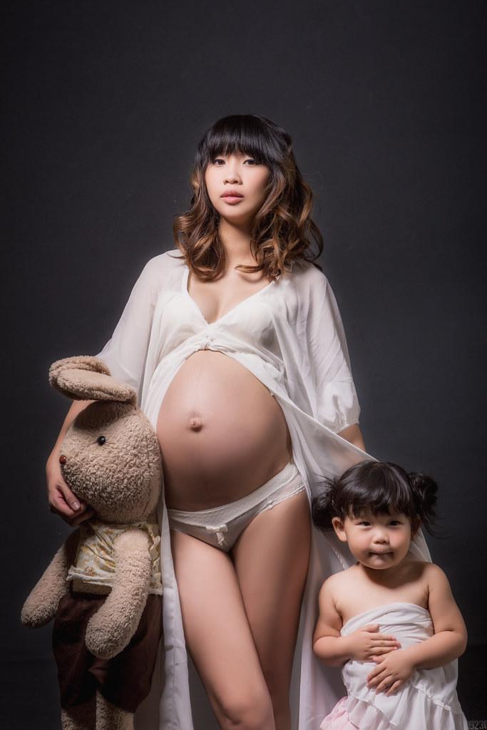 孕婦寫真/孕婦照/孕媽咪/橘子白-阿睿/橘子白
