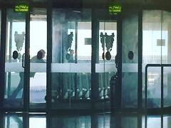 Life needs to carry on #ig_bahrain_ #ig_bahrain #airport #bahrain #heavyheart #ifonly #departure #farewell #silhouette #creative
