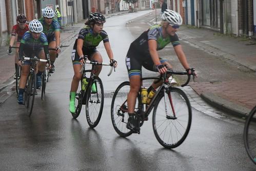 cycling criterium Kapellen 2016 - womens race