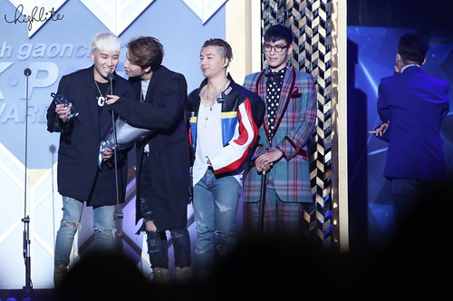 Big Bang - The 5th Gaon Char K-Pop Awards - 17feb2016 - High Lite - 24