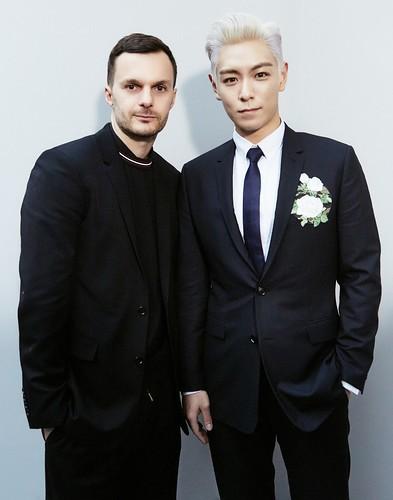 TOP - Dior Homme Fashion Show - 23jan2016 - arenakorea - 07