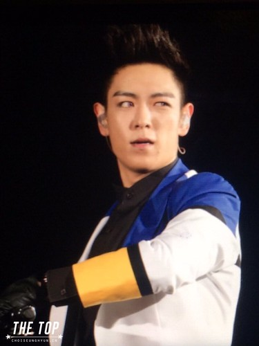 Big Bang - Made Tour - Osaka - 21nov2015 - The TOP - 03