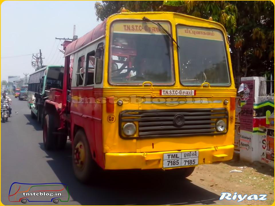 TML -7185 of Namakkal Mofussil Depot
