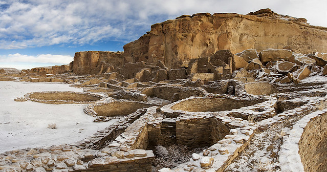 Chaco - snow