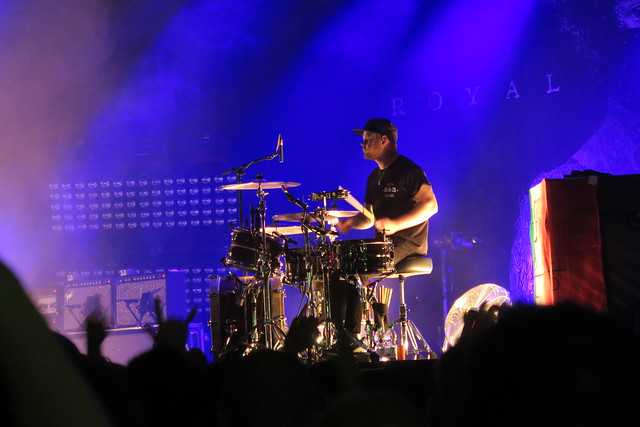 Royal Blood @ Alcatraz (Milan), 29/03/2015