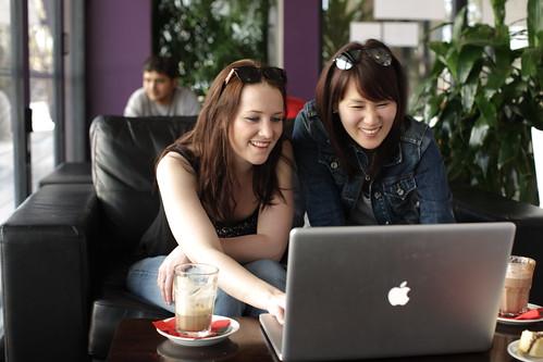 Free Wi-Fi hotspots at YHA
