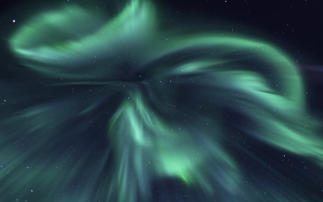 to be aspired by a boreal Aurora !