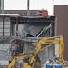 Demolition of part of Stevenson Rd S GM Plant April 3 2015