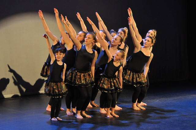 A performance at Dance Woking's Innovate © Dance Woking, 2013