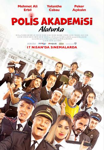 Polis Akademisi: Alaturka (2015)